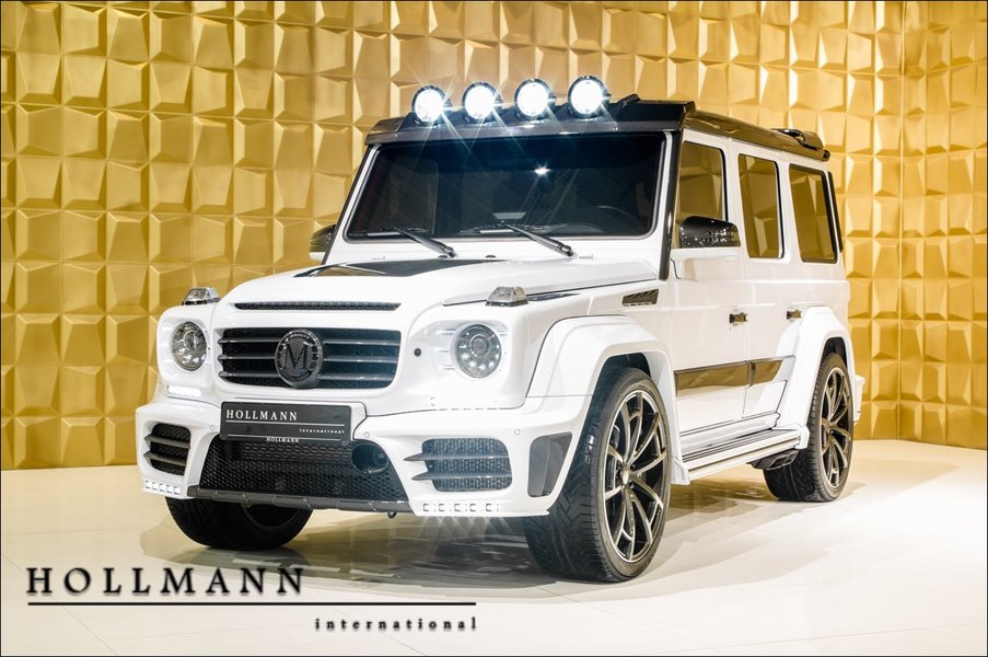 MERCEDES-BENZ<br/>G 63 AMG MANSORY GRONOS II