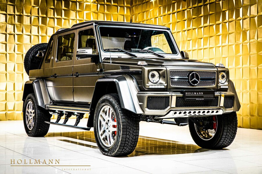 Mercedes-Benz<br/>Maybach G 650 Landaulet
