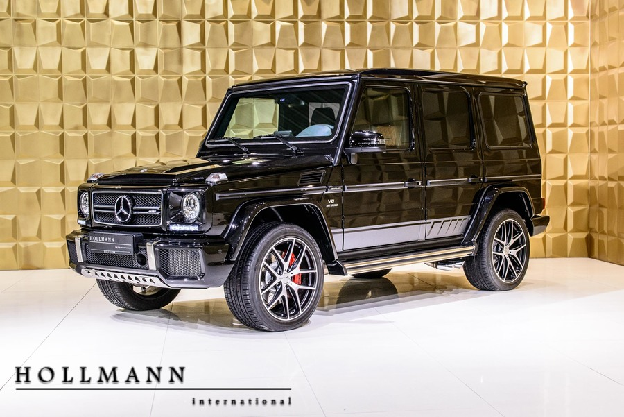 MERCEDES-BENZ<br/>G 63 AMG VR7/B7 ARMOURED