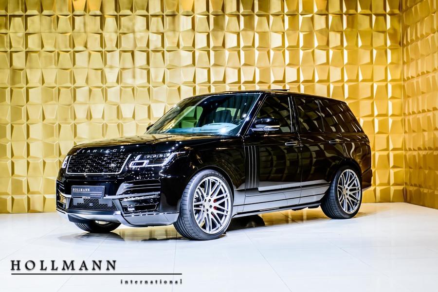 Land Rover<br/>Range Rover 5.0 V8 ATB STARTECH