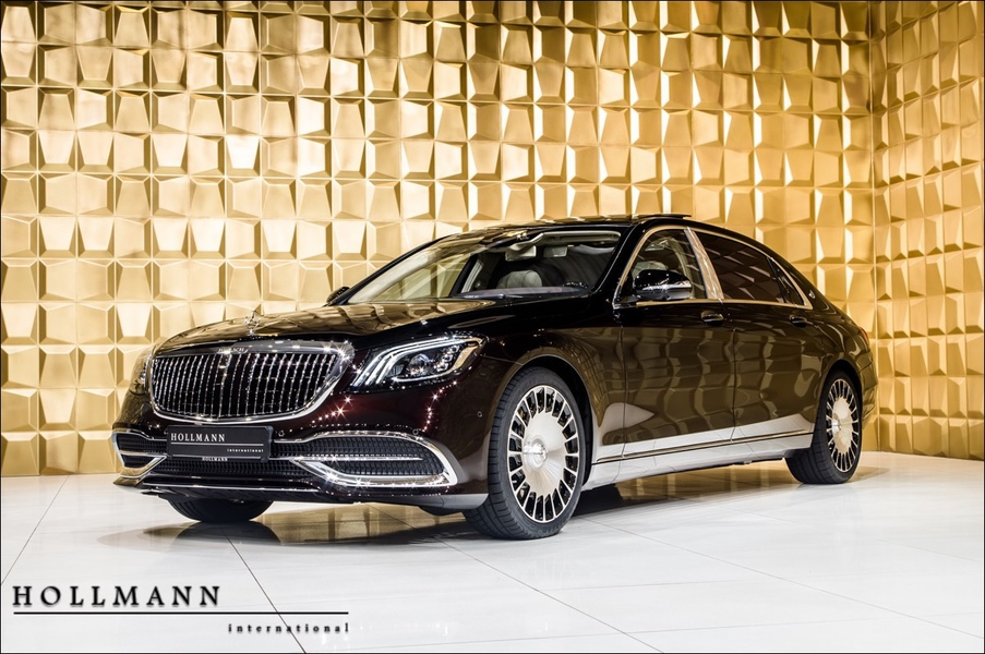 Mercedes-Benz<br/>Maybach S 560 4MATIC