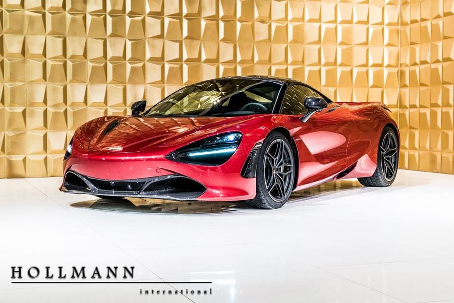 McLaren<br/>720S
