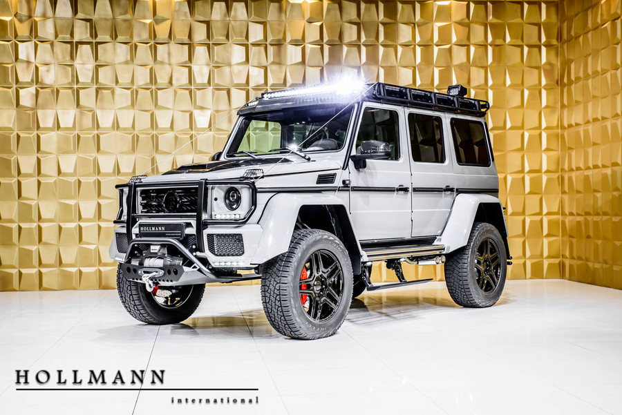 MERCEDES-BENZ<br/>G 500 4x4^2 BRABUS B40-550 ADVENTURE