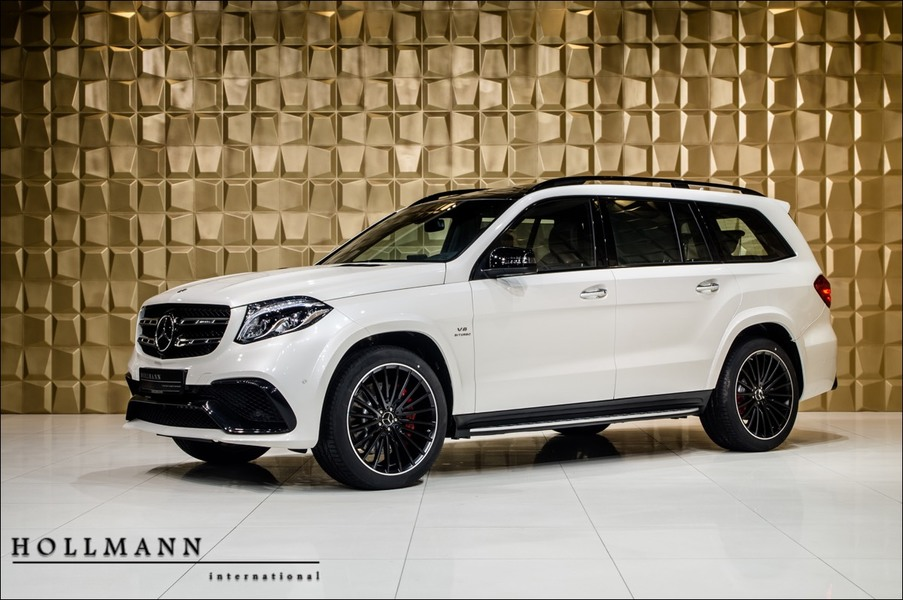 MERCEDES-BENZ<br/>GLS 63  4MATIC