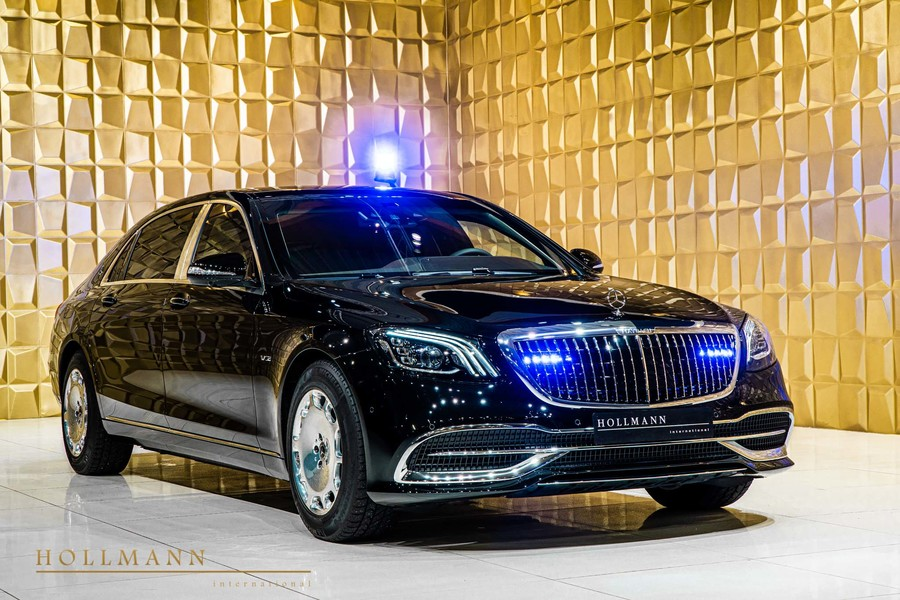 Mercedes-Benz<br/>S 650 MAYBACH L Guard MY2019