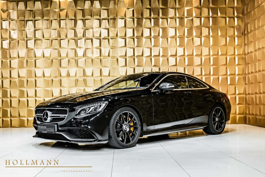 Mercedes-Benz<br/>S 63 AMG 4M Coupe